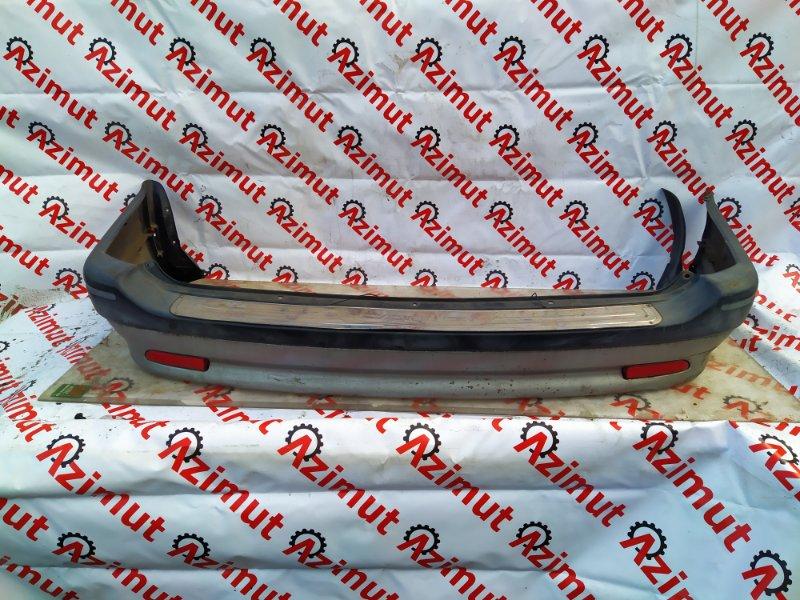 Бампер Toyota Carib AE115 1998 задний (б/у) 876/2