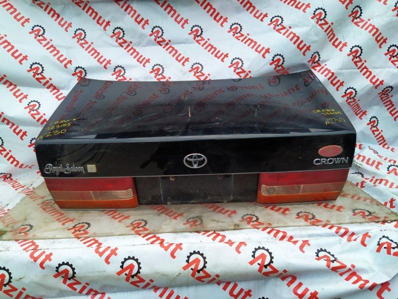 Крышка багажника Toyota Crown JZS155 (б/у) 230