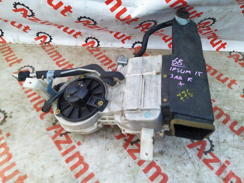 Печка Toyota Ipsum SXM15 задняя (б/у)