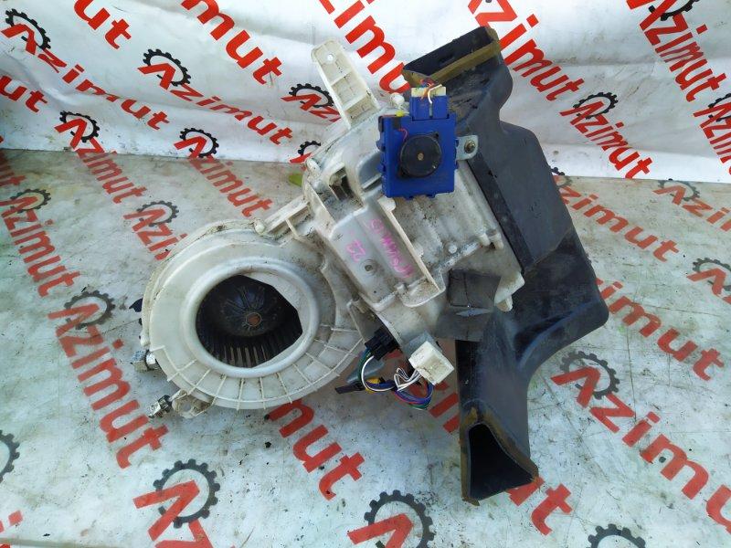 Печка Toyota Ipsum SXM15 3S-FE 1996 задняя (б/у) 779