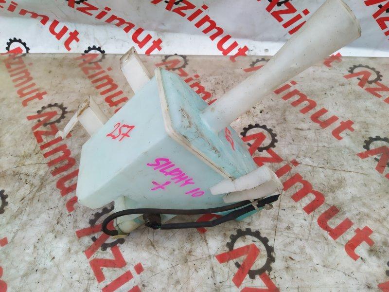 Бачок стеклоомывателя Nissan Bluebird Sylphy QG10 (б/у)