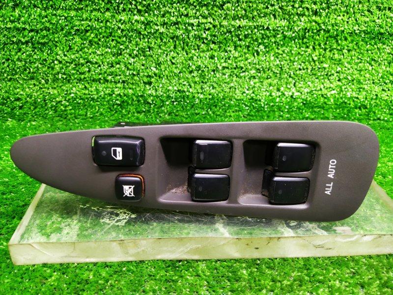 Пульт стеклоподъемника Toyota Alphard Hybrid ATH10 2AZ-FXE 2002 передний правый (б/у)