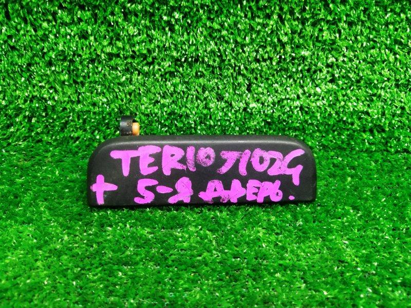 Ручка задней двери Daihatsu Terios J102G K3VE 2000 (б/у) 535