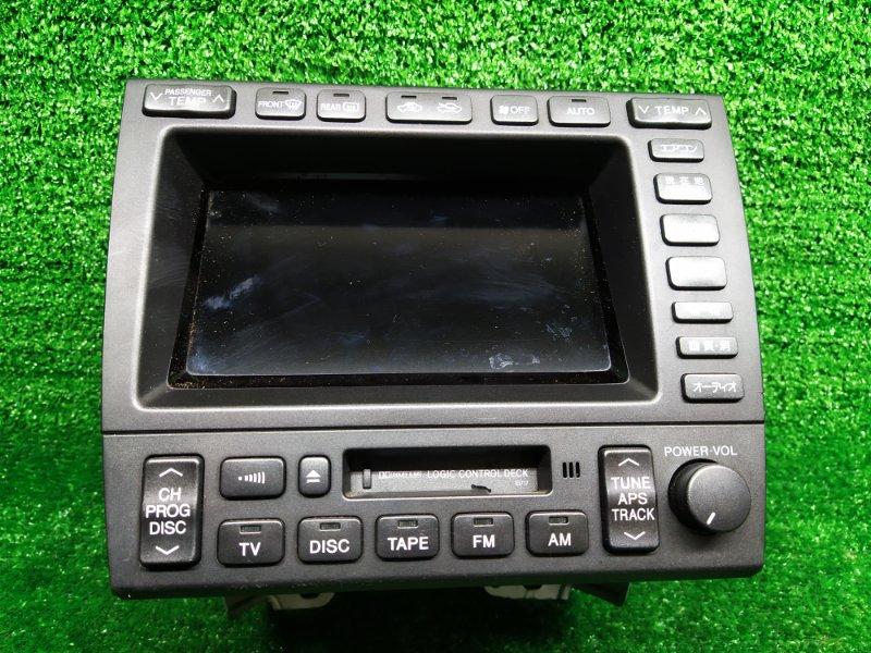 Монитор Toyota Aristo JZS160 2JZ-GE 2002 (б/у) 86111-30201