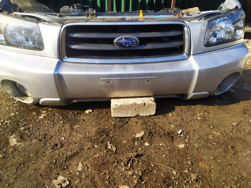 Nose cut Subaru Forester SG5 EJ20-T 2003 (б/у) 442