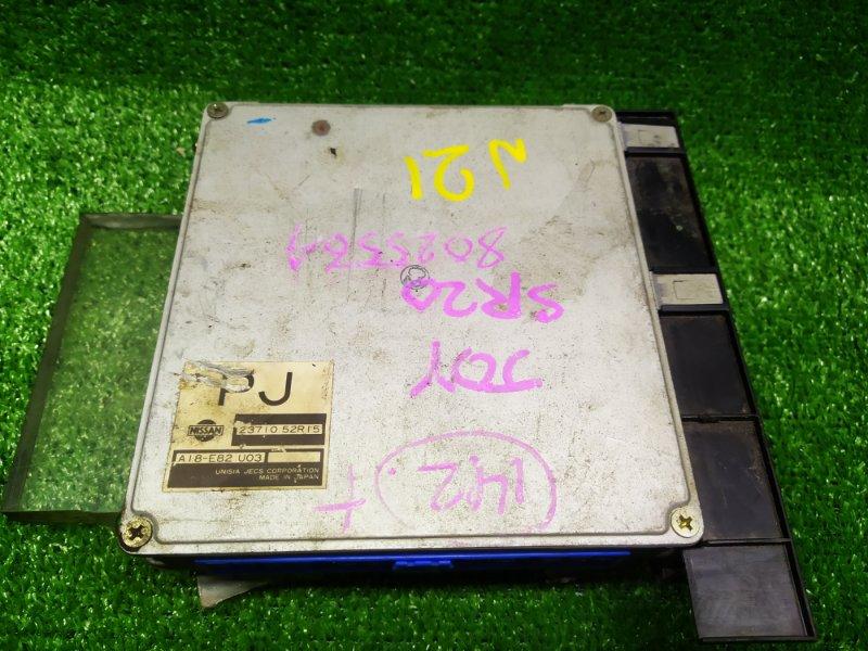 Блок управления efi Nissan Prairie Joy PNM11 SR20DE 1996 (б/у) 21 23710 52R15