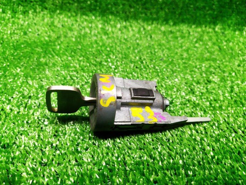 Замок зажигания Toyota Ipsum SXM15 3S-FE 1998 (б/у) 53