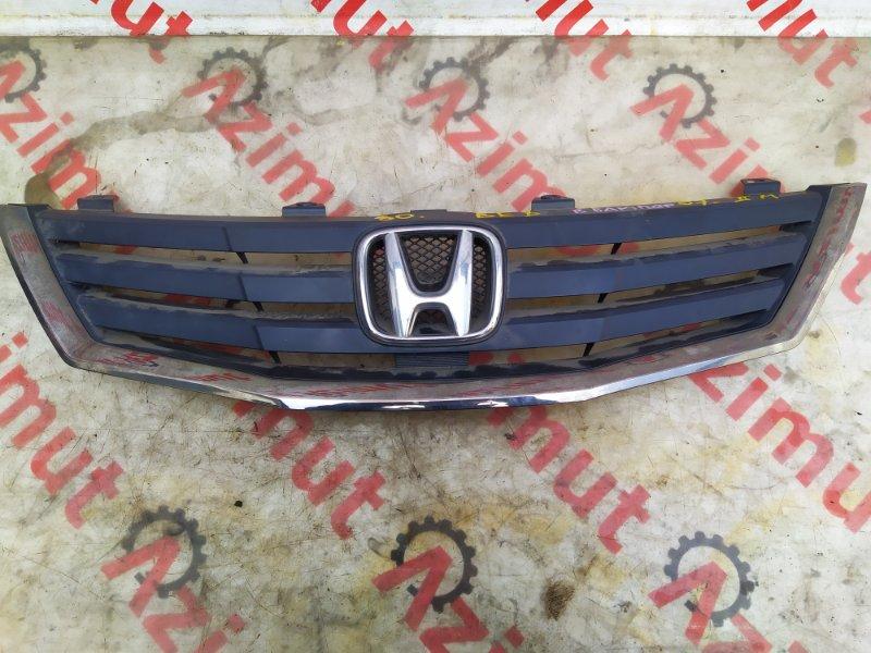 Решетка радиатора Honda Edix BE8 K24A 2007 (б/у)