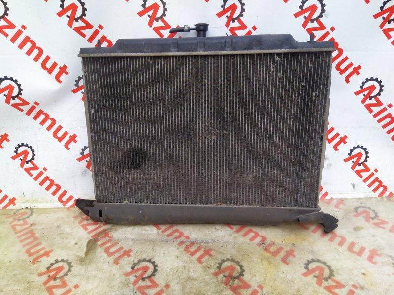 Радиатор основной Nissan X-Trail DNT31 M9R (б/у)