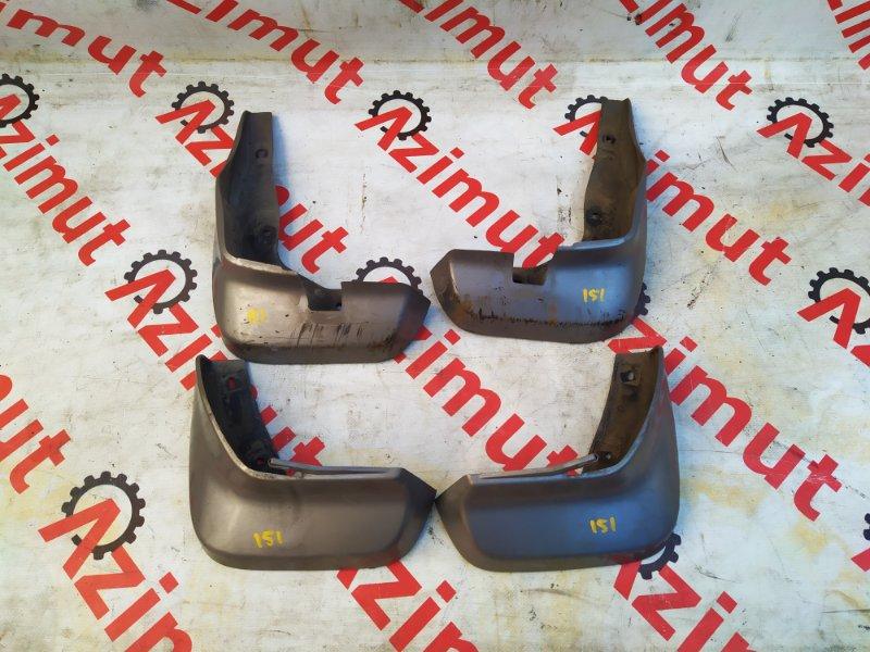 Брызговики комплект Honda Airwave GJ1 L15A 2006 (б/у) 151