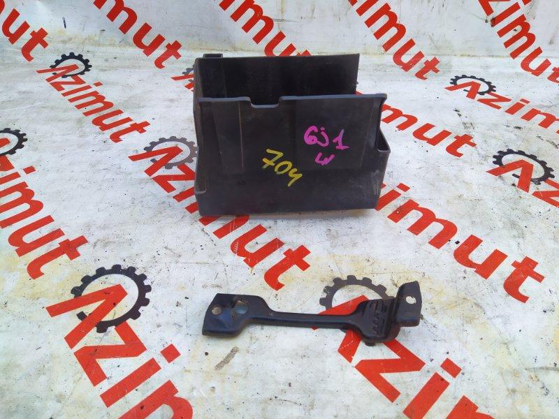 Подставка под аккумулятор Honda Airwave GJ1 L15A (б/у) 704