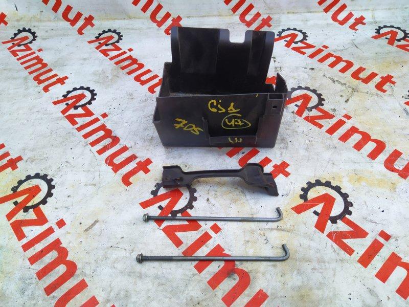 Подставка под аккумулятор Honda Airwave GJ1 L15A (б/у) 705