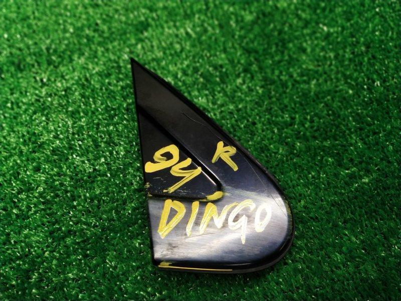 Уголок крыла Mitsubishi Dingo CQ1A передний правый (б/у)