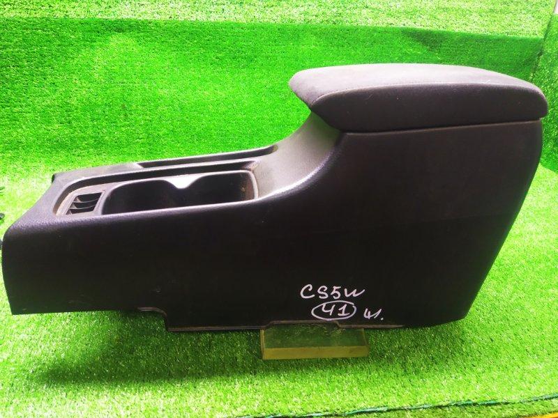 Бардачок между сиденьями Mitsubishi Lancer Cedia CS5W 4G93 2006 (б/у)