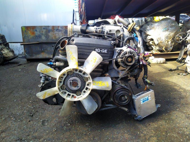 Двигатель Toyota Soarer GZ20 1G-GEU 1991 (б/у) 2191563