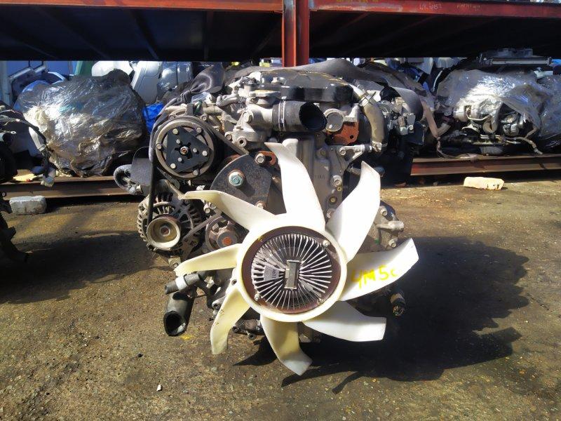 Двигатель Mitsubishi Canter FE73D 4M50T 2005 (б/у) без номера