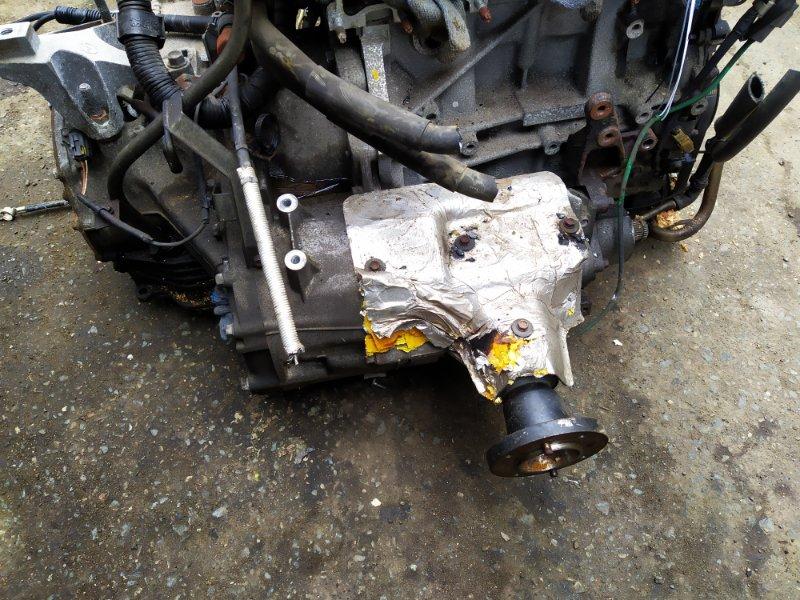 Акпп Mazda Premacy CREW LFDE 2007 (б/у) 390