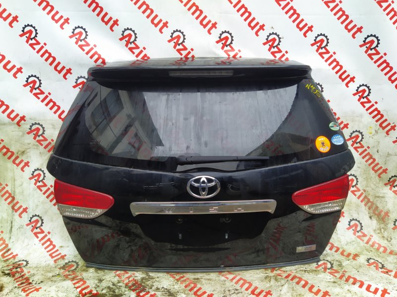 Дверь задняя Toyota Wish ZGE20 2ZRFAE 2010 (б/у) 105