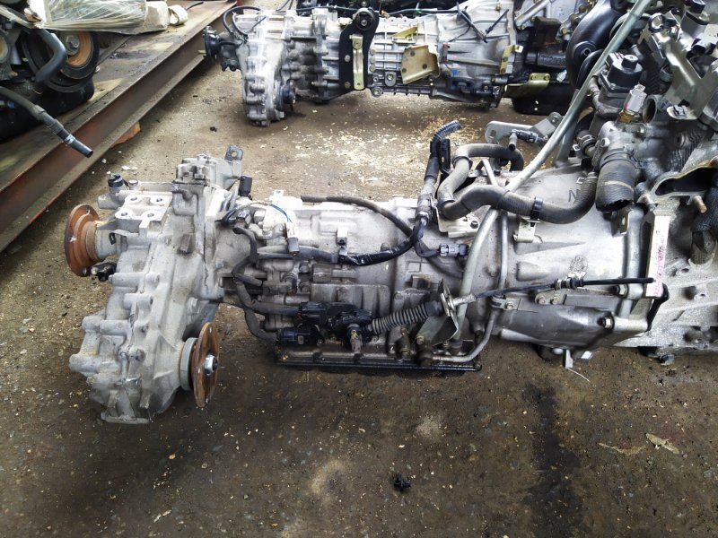 Акпп Nissan Vanette SKP2L L8 2013 (б/у) 577 UM801
