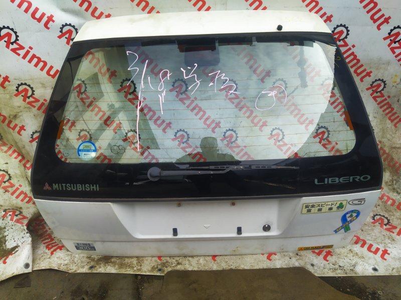 Дверь задняя Mitsubishi Libero CD2V 1996 (б/у) 562