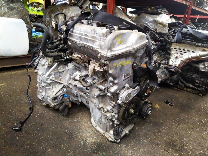 Двигатель Toyota Ractis NCP120 1NZFE 2013 (б/у) E426542