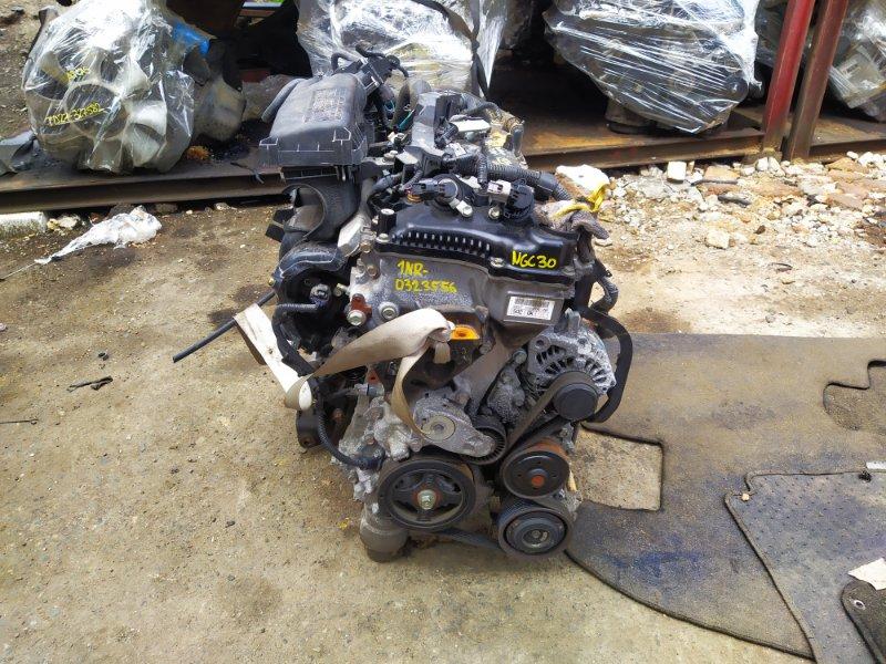 Двигатель Toyota Passo NGC30 1NR-FE 2010 (б/у) 0323556
