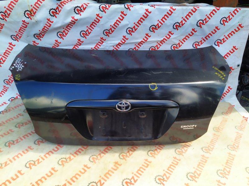 Крышка багажника Toyota Verossa GX110 2002 (б/у) 121