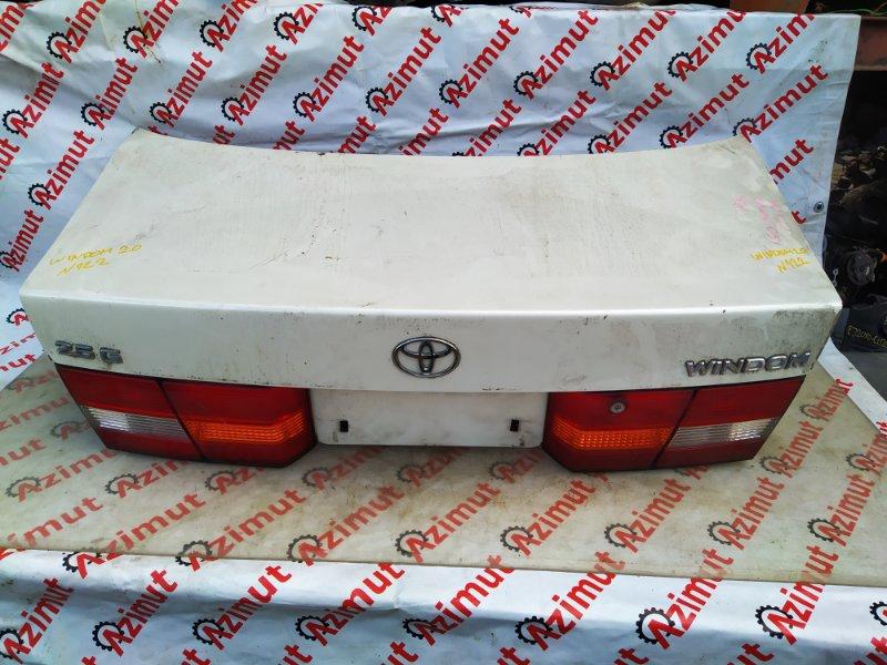 Крышка багажника Toyota Windom MCV21 1997 (б/у) 122