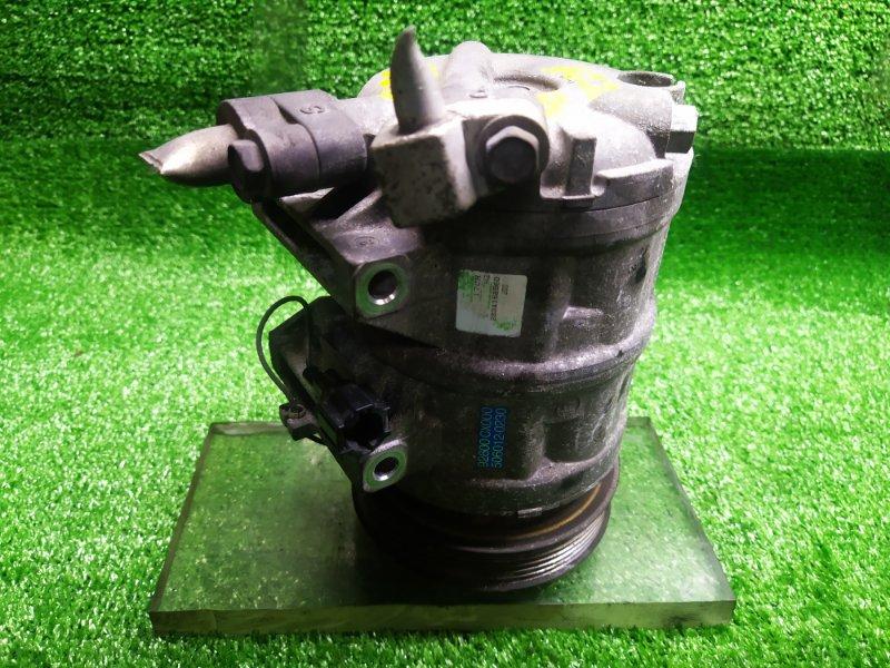 Компрессор кондиционера Nissan Serena TC24 QR20DE (б/у) 408 92600 CX000