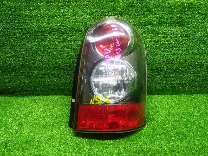 Стоп-сигнал Mazda Mpv LW3W L3DE 2004 правый (б/у) 506 3772