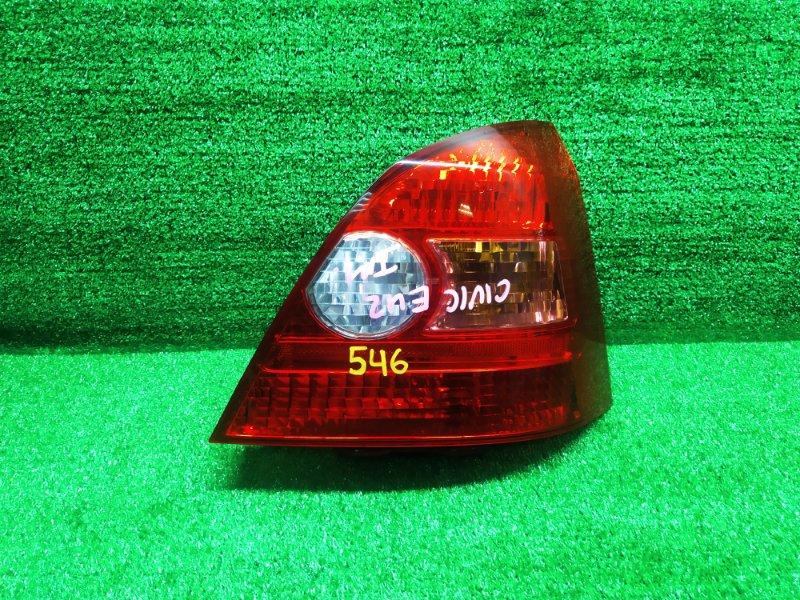 Стоп-сигнал Honda Civic EU2 правый (б/у) 546 89022745