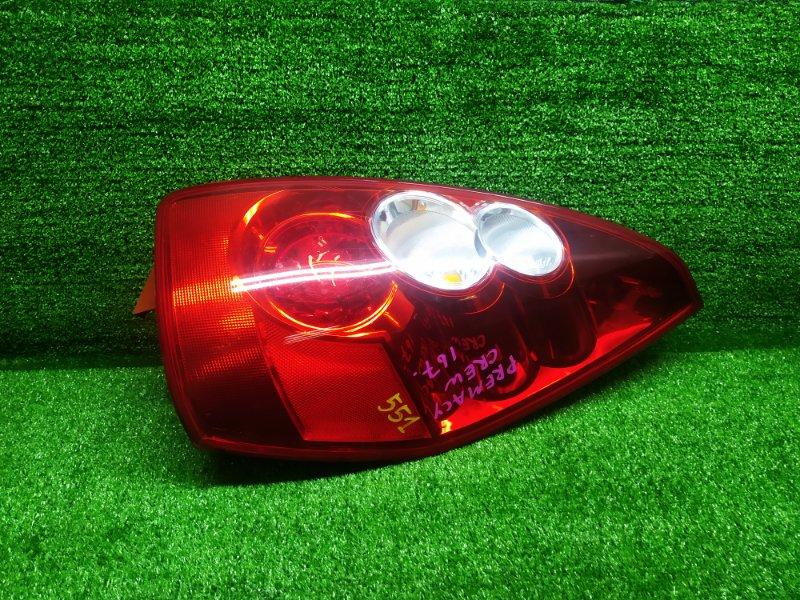 Стоп-сигнал Mazda Premacy CREW LFDE 2007 правый (б/у) 551 4830