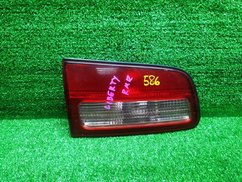 Стоп-вставка Nissan Liberty RM12 левая (б/у) 586 4853