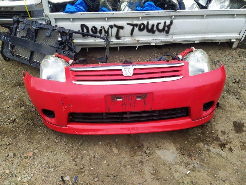Nose cut Toyota Raum NCZ20 1NZFE 2003 (б/у) 847