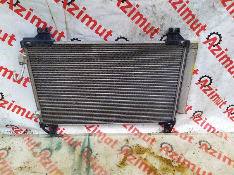 Радиатор кондиционера Toyota Ractis NCP100 1NZFE (б/у) 88460-52130