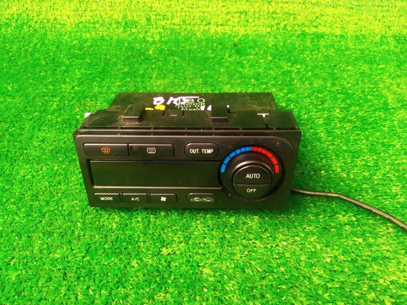 Блок управления климат-контролем Subaru Legacy BH5 EJ206DX 2003 (б/у) 72311AE180