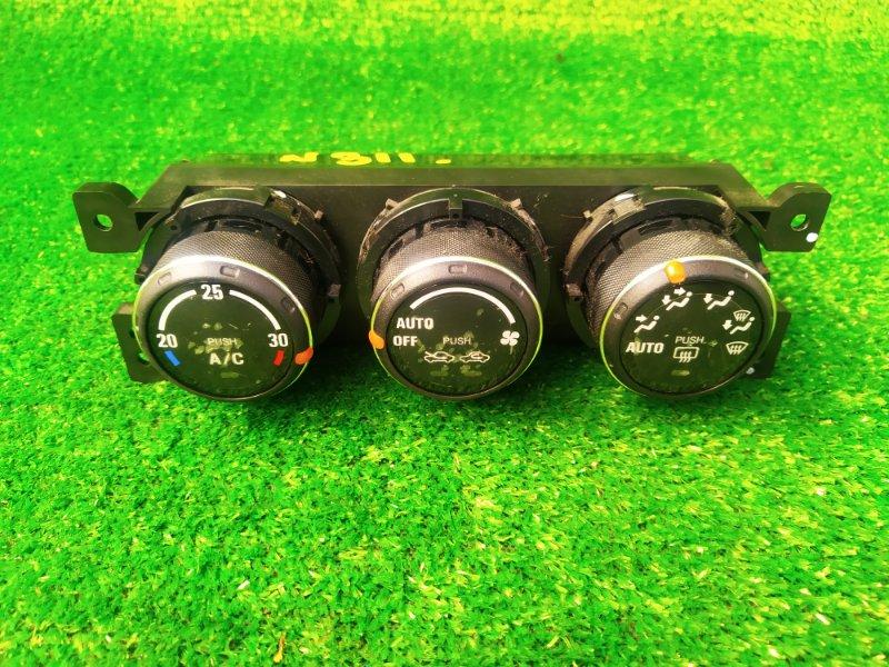 Блок управления климат-контролем Suzuki Aerio RD51S M18A 2004 (б/у) 311 39510-59J60