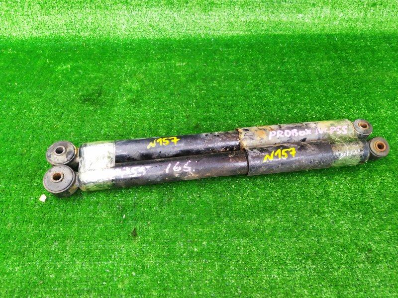 Амортизатор Toyota Probox NCP55 1NZFE 2012 задний (б/у)