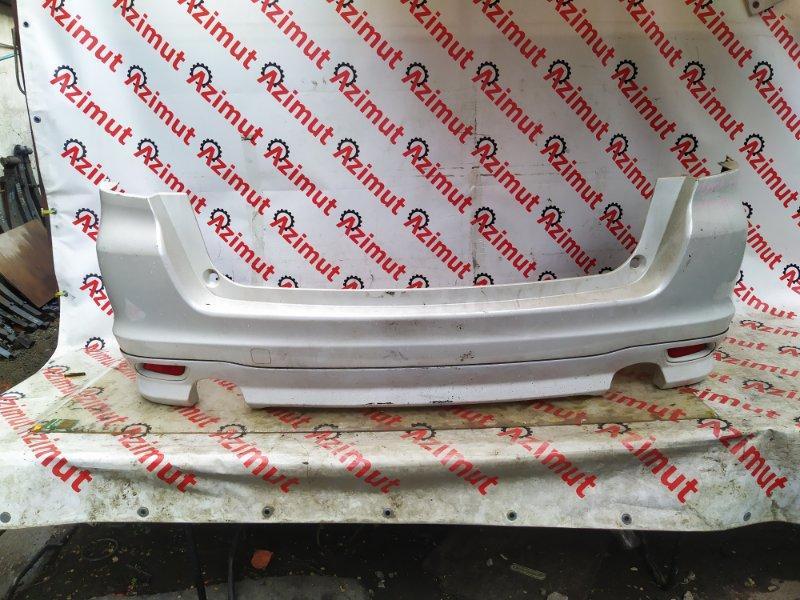 Бампер Subaru Exiga YA5 2011 задний (б/у) 334
