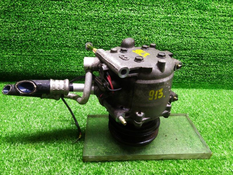 Компрессор кондиционера Honda Domani MB5 D16A 2000 (б/у)