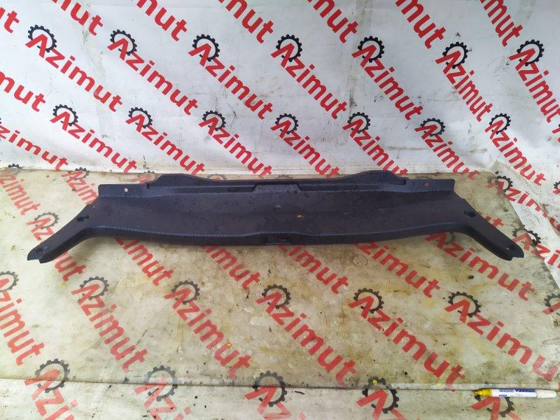 Накладка замка багажника Toyota Mark Ii JZX105 1JZGE 1998 (б/у) 021