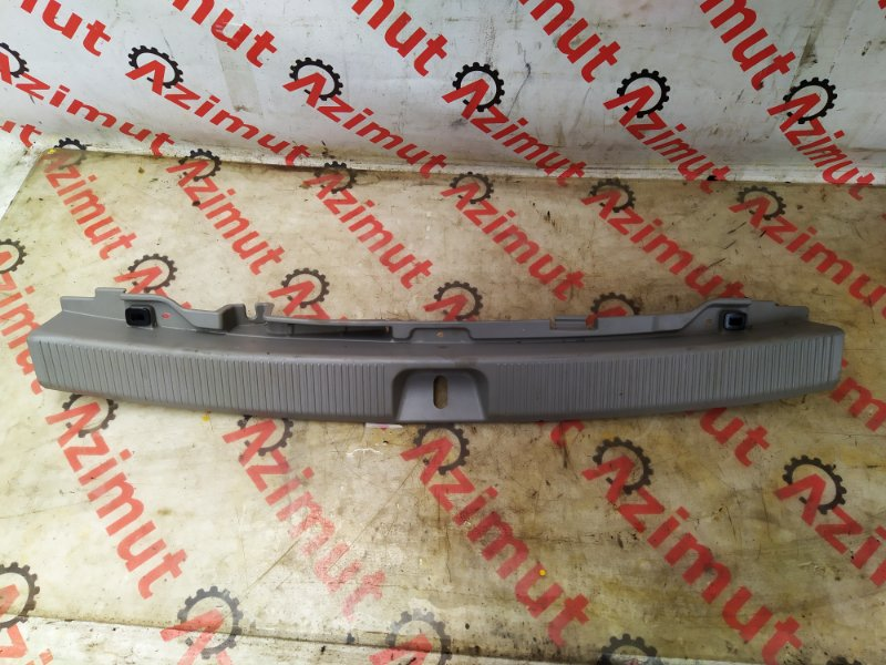 Накладка замка багажника Toyota Mark Ii Qualis SXV20 (б/у)