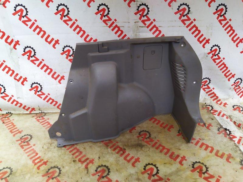 Обшивка багажника Mazda Demio DW3W задняя правая (б/у) 825