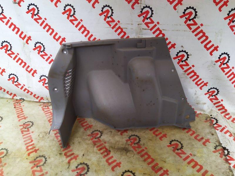 Обшивка багажника Mazda Demio DW3W задняя левая (б/у) 826