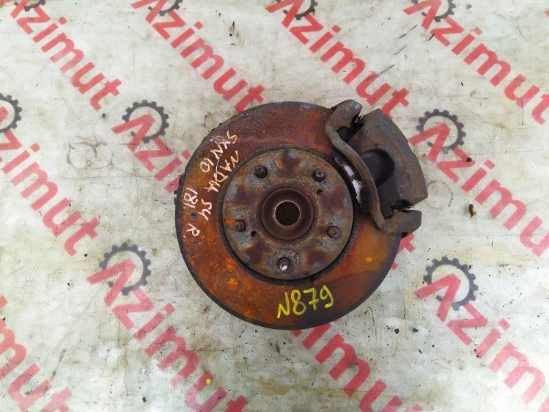 Ступица Toyota Nadia SXN10 3SFE 2001 передняя правая (б/у) 879