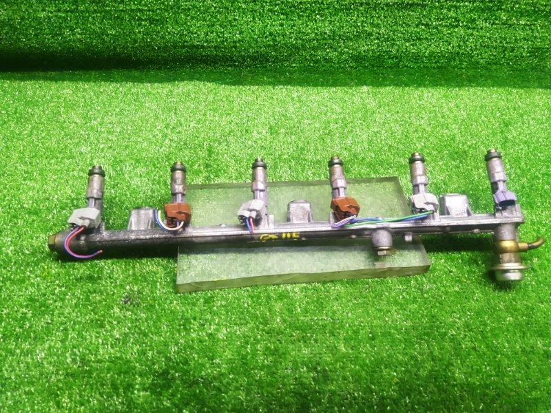 Инжектор Toyota Mark Ii GX115 1GFE (б/у) 201 23250-70120