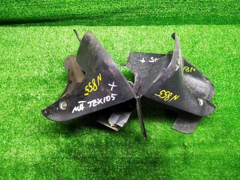 Брызговики комплект Toyota Mark Ii JZX105 1JZGE 1998 (б/у) 856