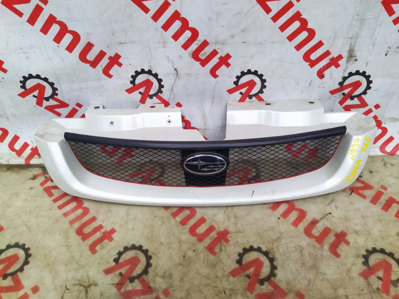 Решетка радиатора Subaru Exiga YA5 2011 (б/у) J1017YC200 937