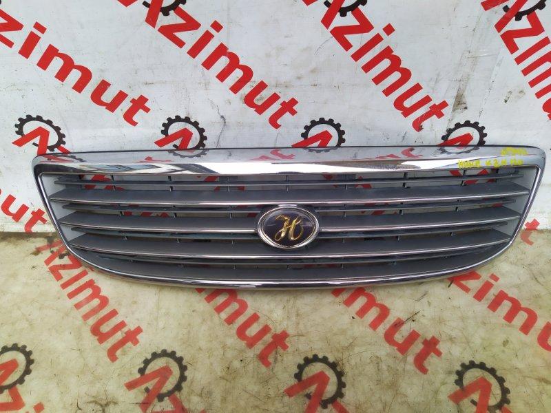 Решетка радиатора Toyota Hiace KZH120 2001 (б/у) 53100-26170 940