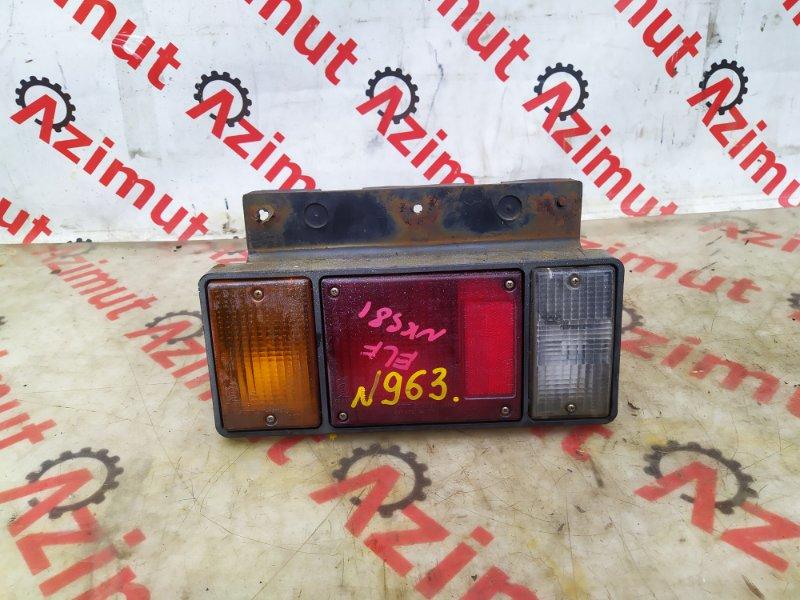 Стоп-сигнал Nissan.isuzu Atlas.elf AKS81 левый (б/у) 963 220-21366
